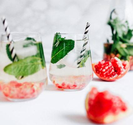 8 infused water recipes for when plain H20 just won't cut it