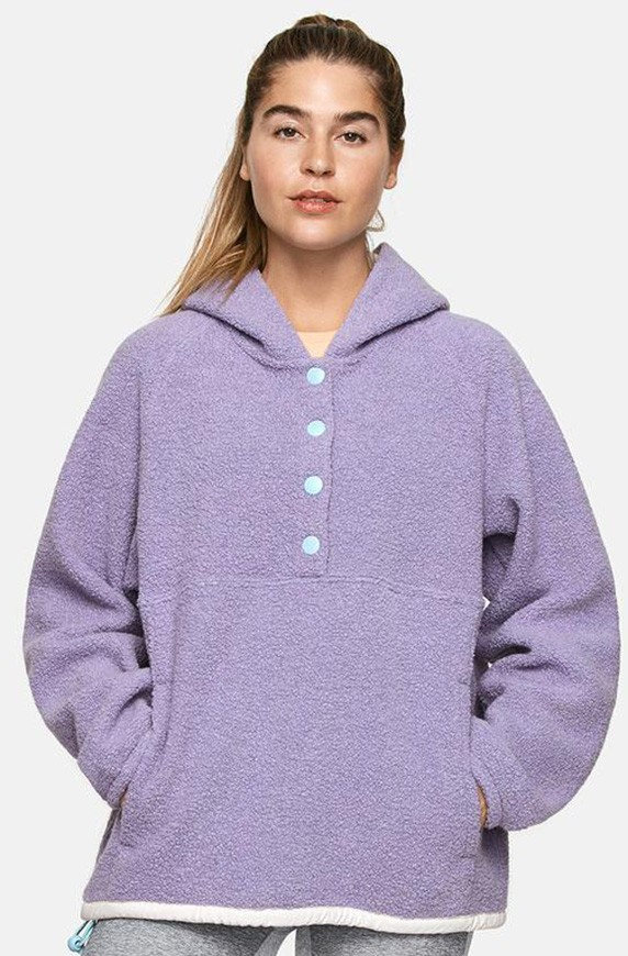774da7c06 8 oversized fleece jackets we can't wait to wrap up in | Well+Good