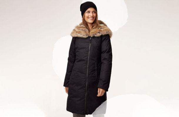 This Aritzia parka will make you feel like the queen of the north