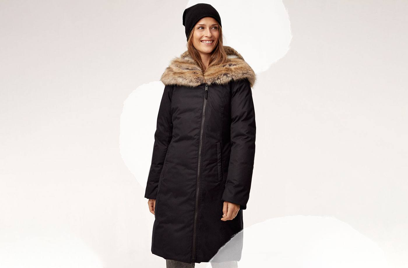 Thumbnail for This Aritzia parka will make you feel like the queen of the north