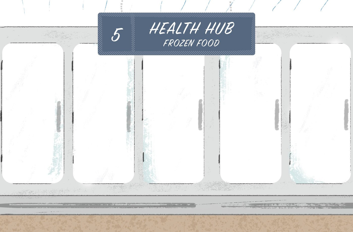 Thumbnail for Fact: The healthiest foods are now found in the freezer aisle