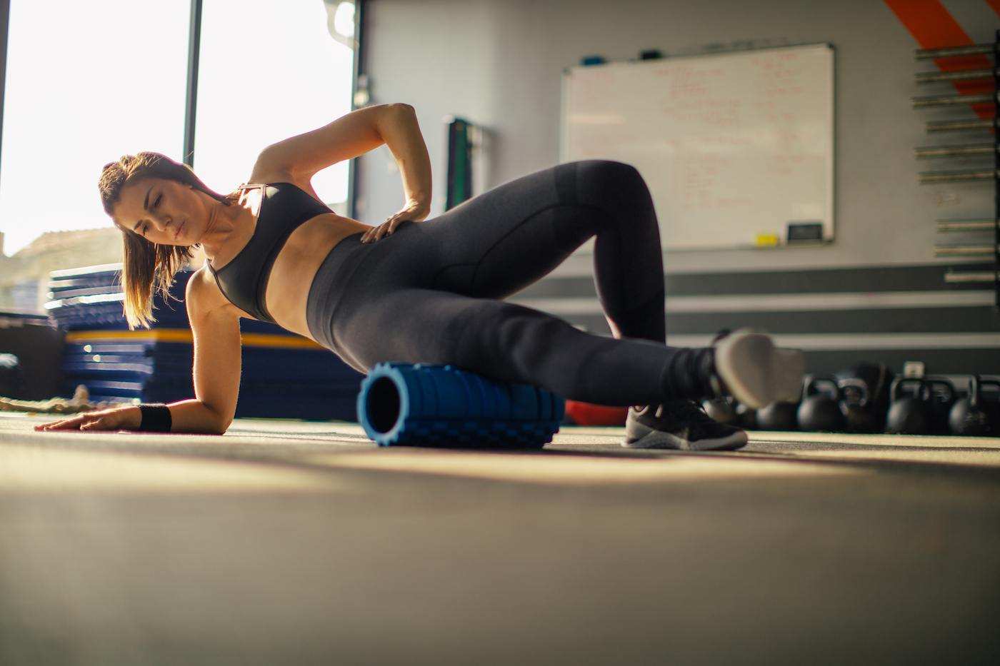 The foam rolling move you need for every kind of workout on your to-do list