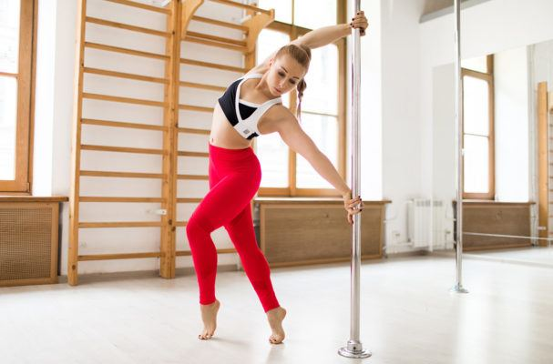 12 sexy AF pole dancing classes to take in LA