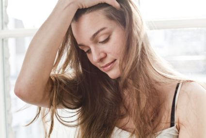 What Does Stress Hair Loss Look Like Here S How To Identifty It Well Good