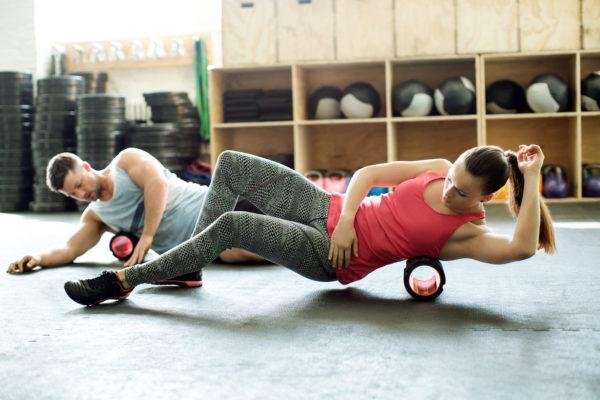 A fitness instructor reveals when, exactly, you're supposed to be foam rolling