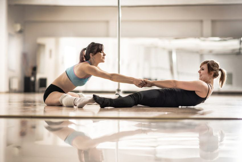 5 Places to Take Pole Dancing Classes in NYC Without Feeling Weird About It
