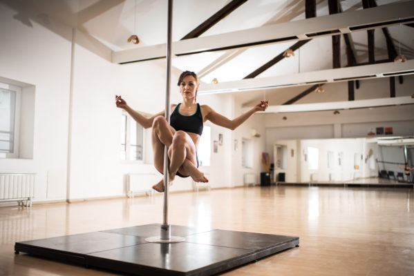 5 Places to Get a Legit Pole Dancing Workout in Houston