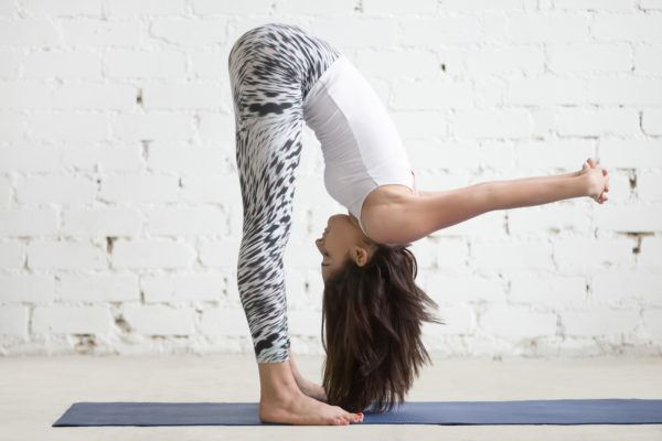I touched my toes for the first time, and it had nothing to do with how flexible I am