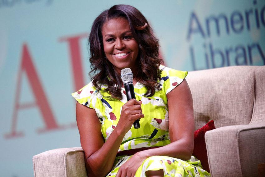 Michelle Obama loves collagen as much as you do