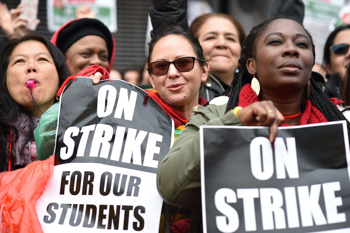 Thumbnail for The Los Angeles Teachers' Strike Is About More Than Money—Here's Why School Nurses Must Be Saved