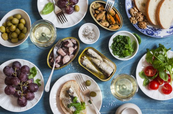 Wait, why is the Mediterranean diet cool again?