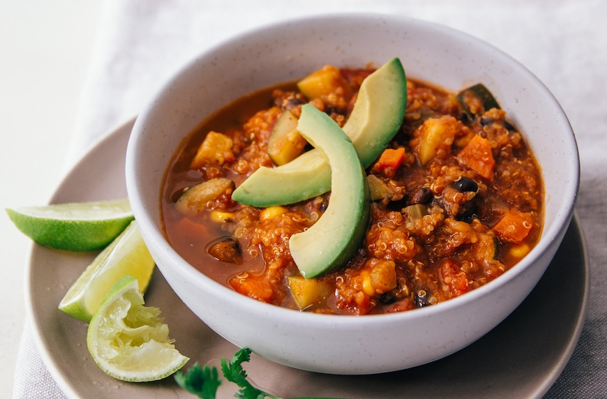This Whole30 chili recipe will be your best friend on cold winter nights