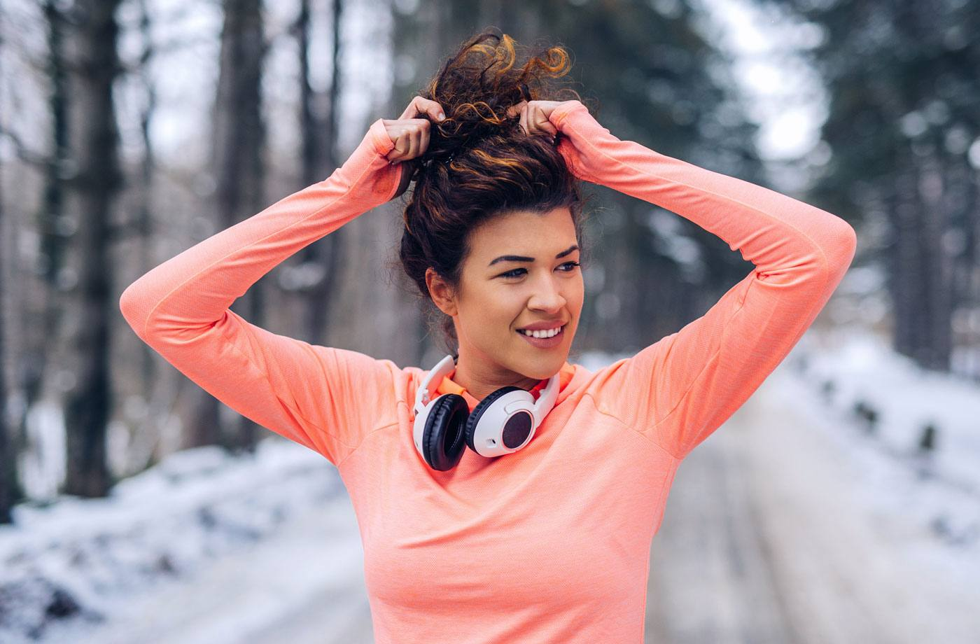 Thumbnail for No pony, no problem: Hit the gym with these cute workout hairstyles for short hair