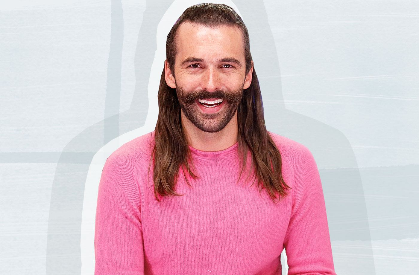 Thumbnail for Jonathan Van Ness' ice skating videos are the most inspiring (and watchable) things online right now