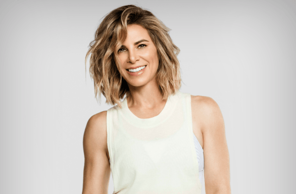 Jillian Michaels' foolproof guide for sticking to your fitness goals in 2019
