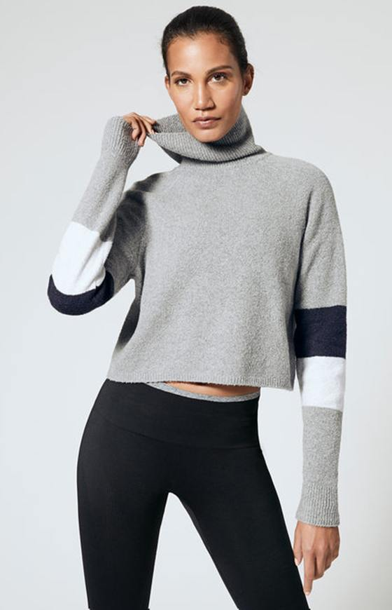 sweat wicking winter workout clothes