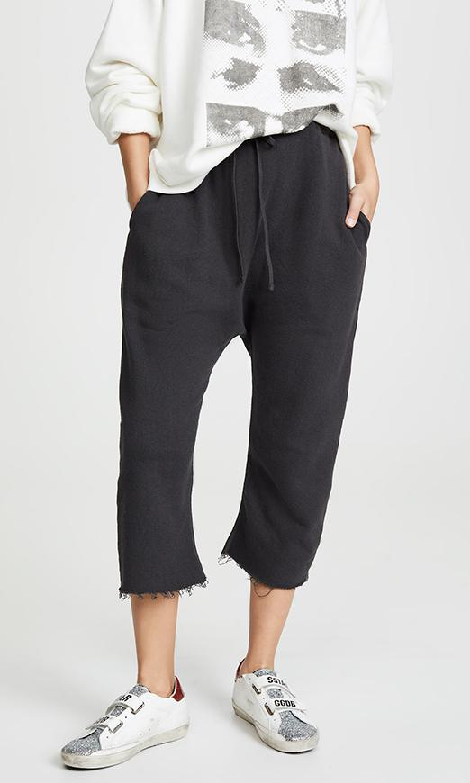 style tips for sweatpants