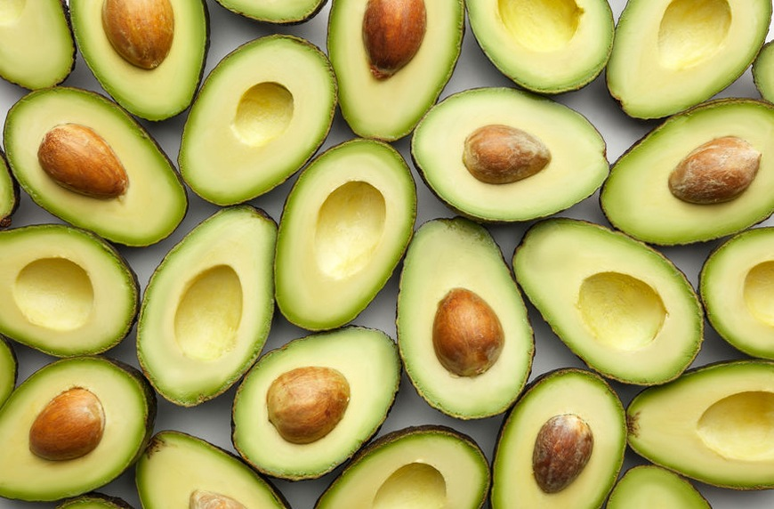 How to choose an avocado based solely on shape and texture | Well+Good
