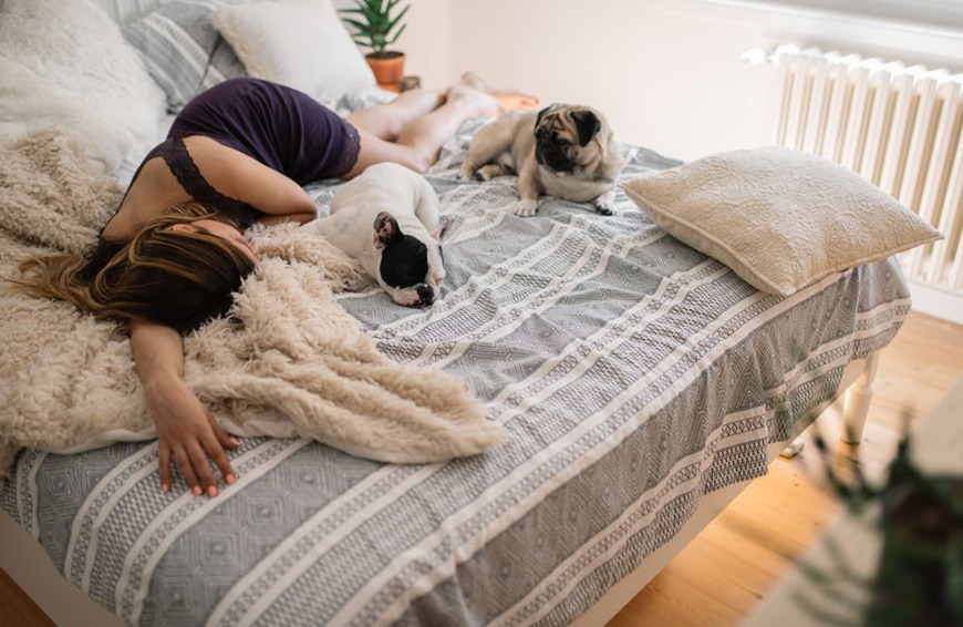 This mattress promised the best sleep ever, so of course, I had to try it