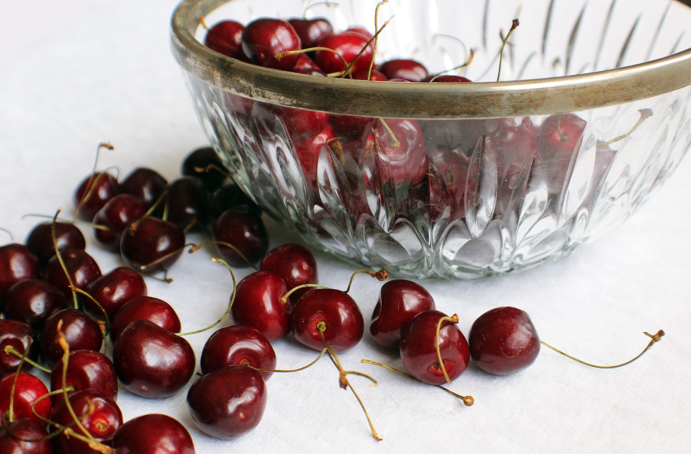 Cherries are the bedtime snack you didn't know you needed