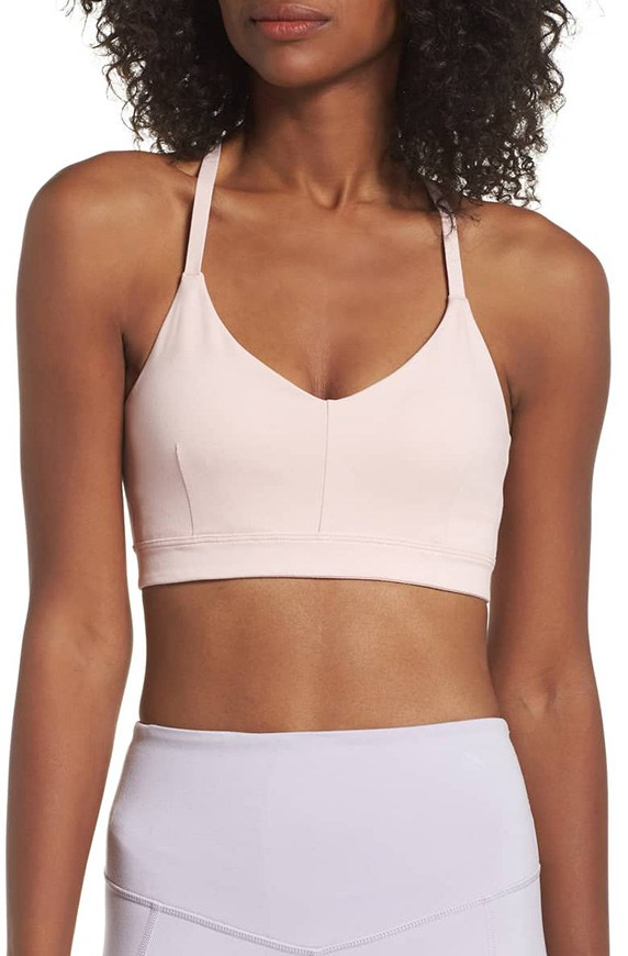 most comfortable sports bra