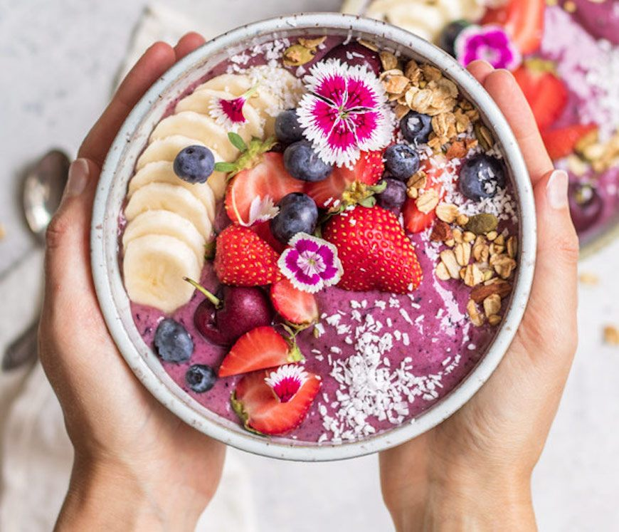 Thumbnail for 9 acai bowl recipes that are the perfect escape from boring winter breakfasts