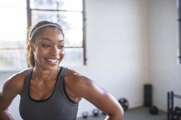 Seriously, take a deep breath: It'll make your workout easier