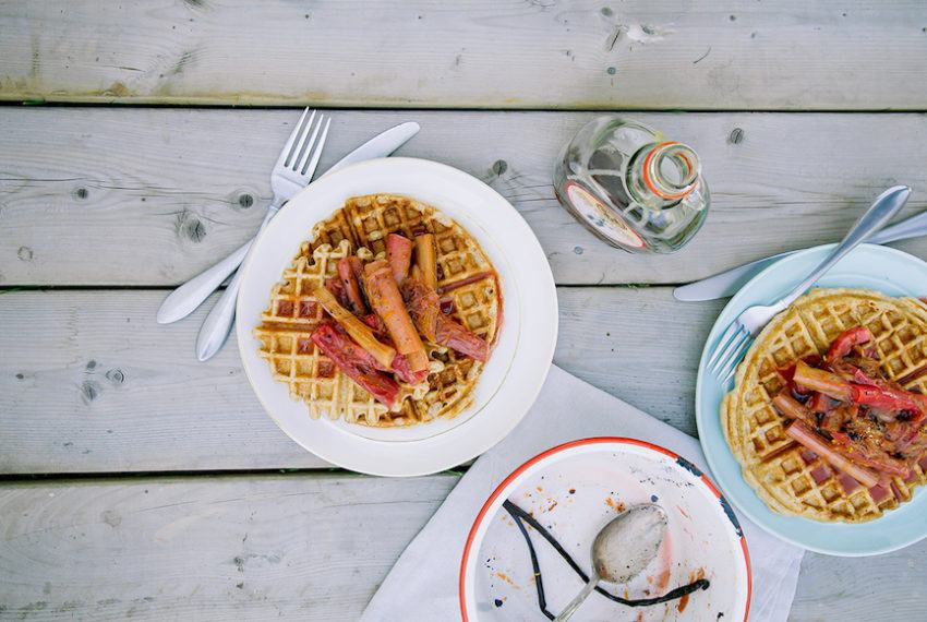 7 Recipes for Buckwheat Waffles Because Weekends Deserve to Be Savored