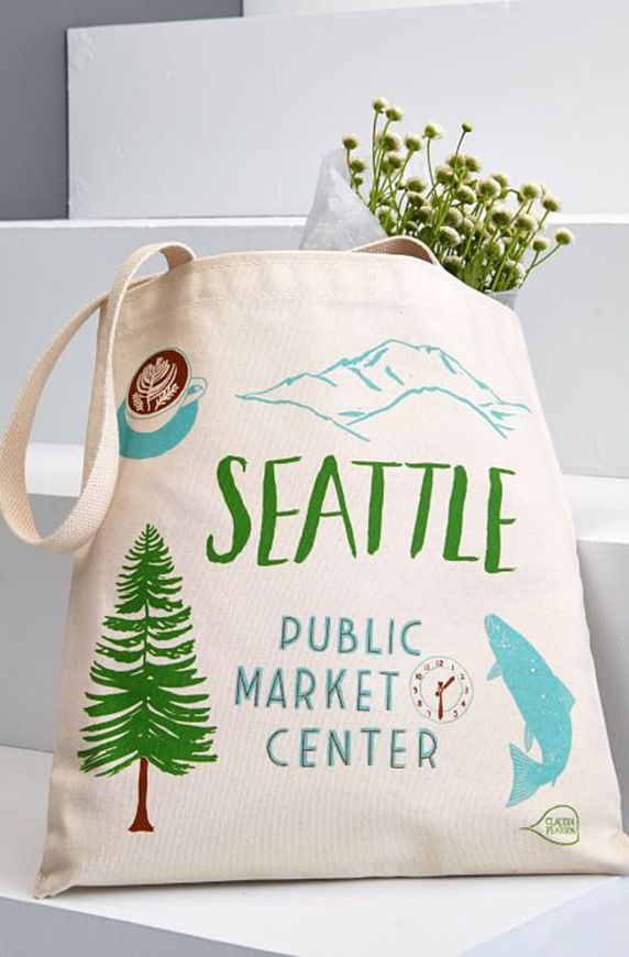 cute reusable bag