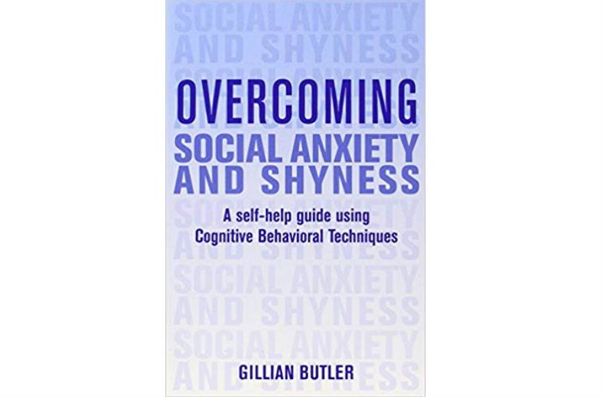 social anxiety books overcoming social anxiety and shyness dr gillian butler book cover