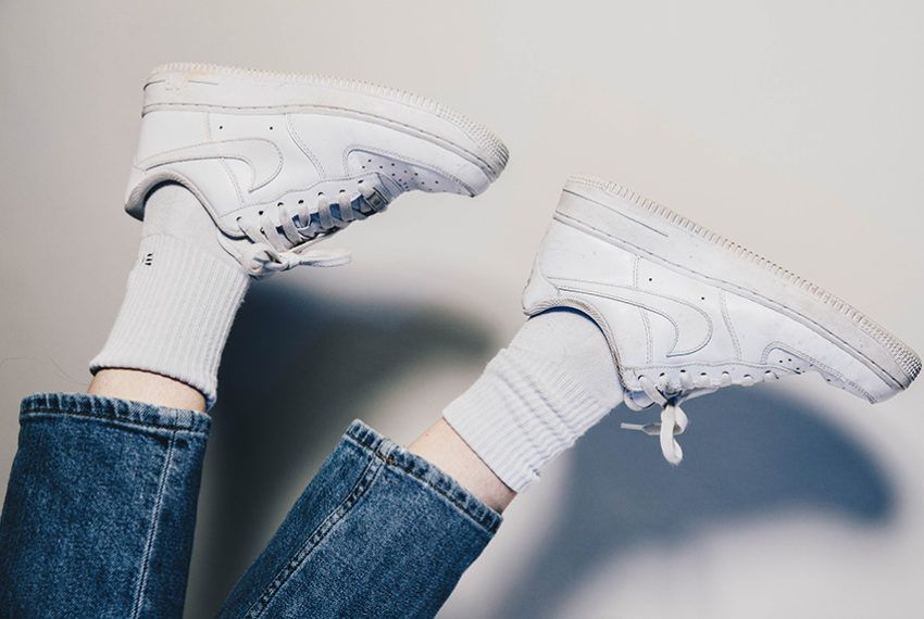 Winter White Sneakers That Are Too Good to Save for Spring