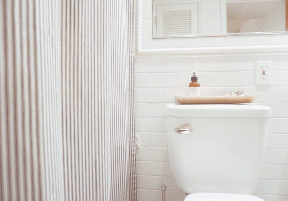 Even If You Clean Your Shower Curtain, It Can Still Get Moldy Without This Simple...