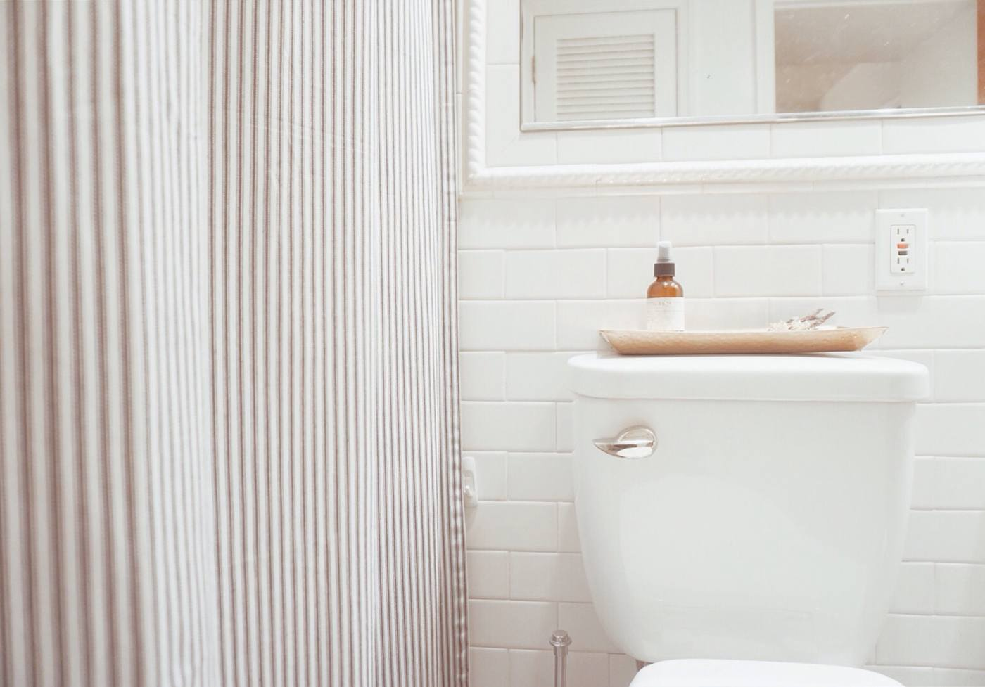 How To Keep A Clean Shower Curtain And Prevent Mold Well Good