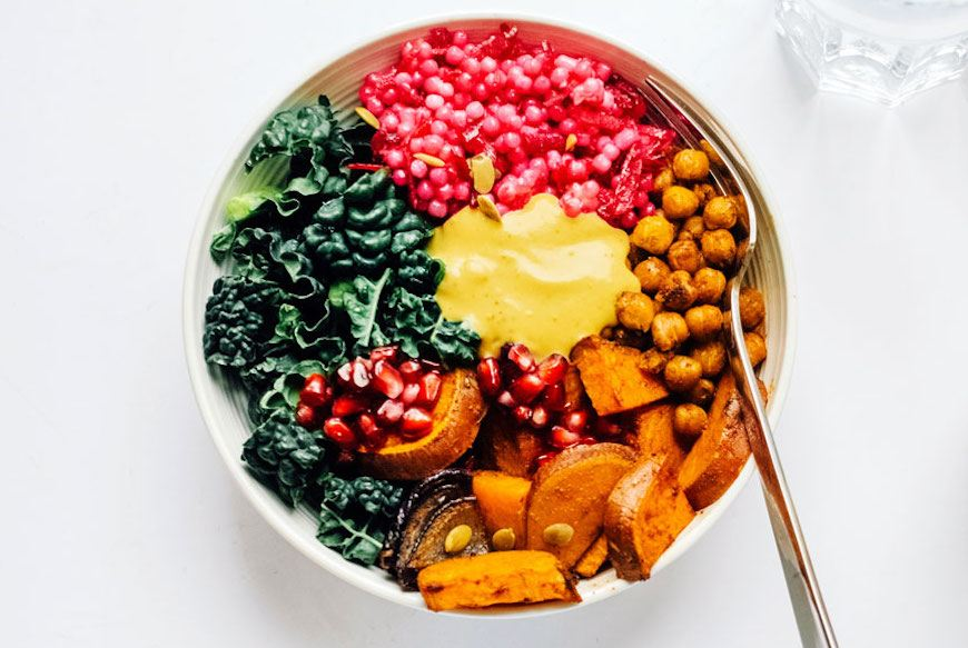 winter dinner recipes buddha bowl