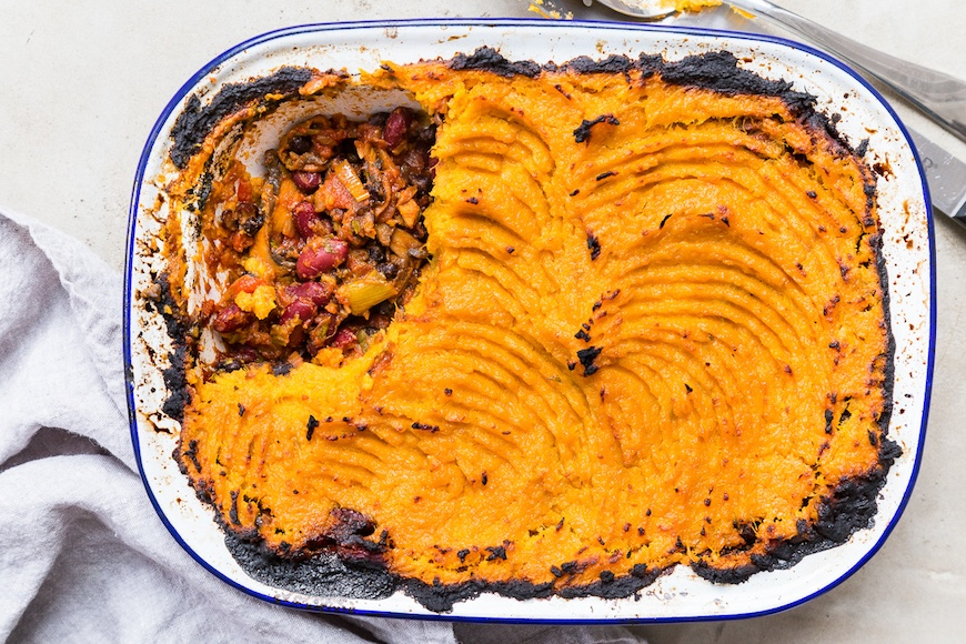 winter recipes shepards pie