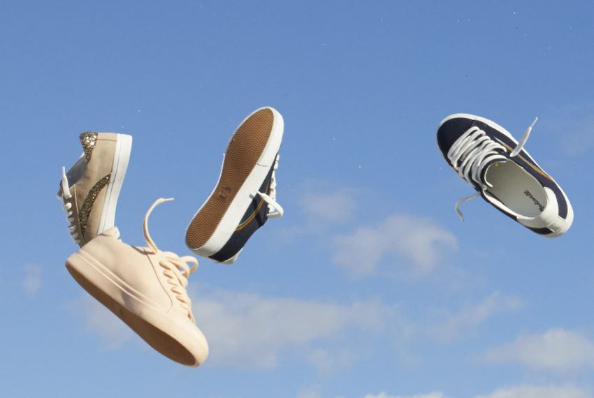 If Vans and Converse Had a Love Child, It Would Be Madewell's Brand-New Sneakers