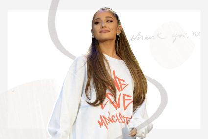 Meet the Ultimate Self-Love-Inspiring Valentine's Day Queen: Ariana Grande