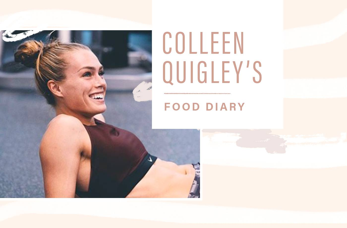 "Thumbnail for ""I'm a runner on Team USA. Here's what I eat every single day"""