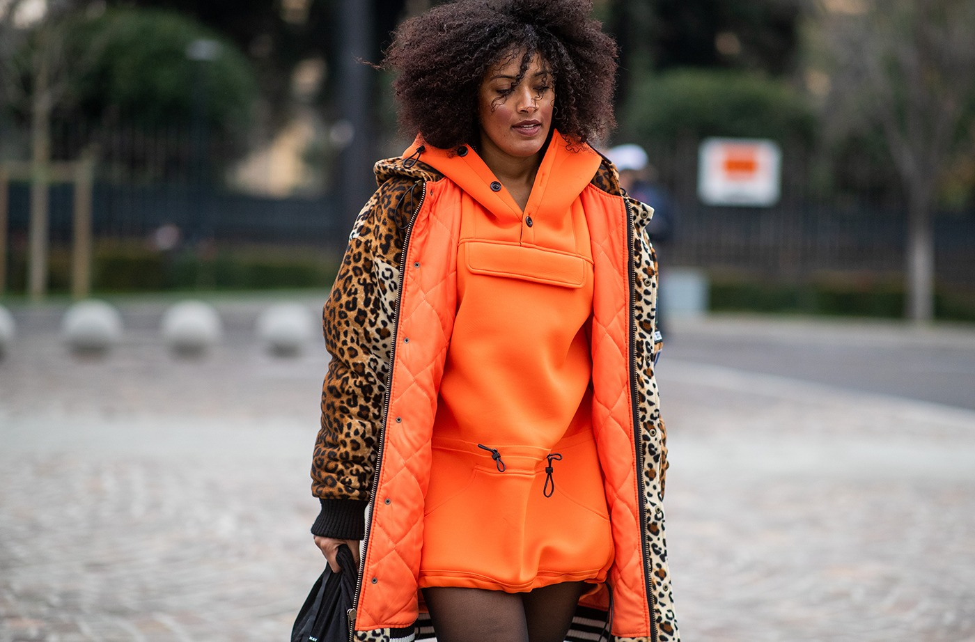 Thumbnail for Spring's top 5 athleisure trends are bold takes on classic staples