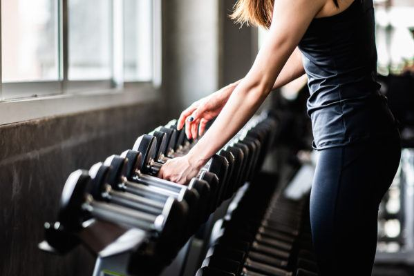 How increasing weights by just 5 pounds can seriously up your fitness game