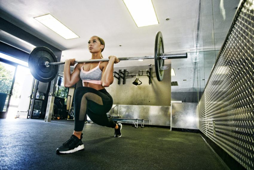 The smartest ways to warm up for strength training, according to fitness pros