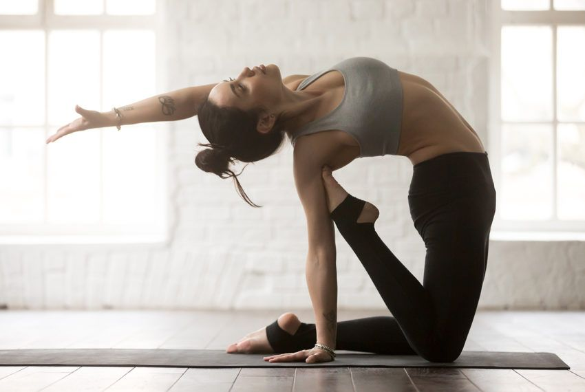 7 Pairs of Hot Yoga Pants That Stood up to Our Sweat Test