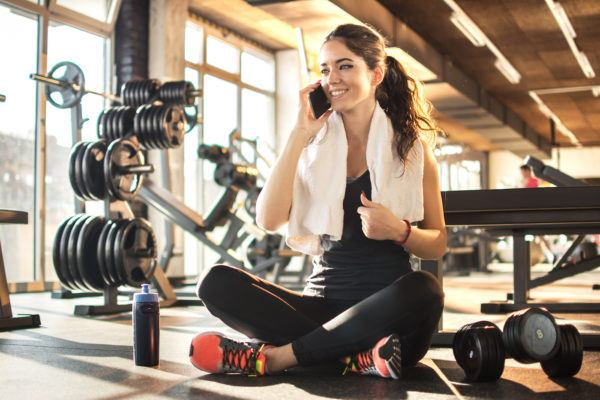 How we show up at the gym says a lot about how we show up in life