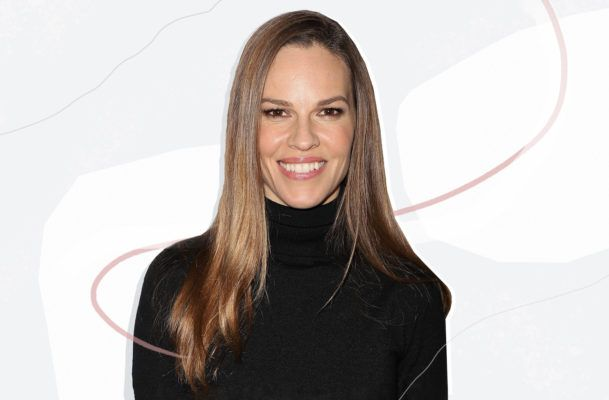 Hilary Swank's workout routine easily defeats dead butt syndrome