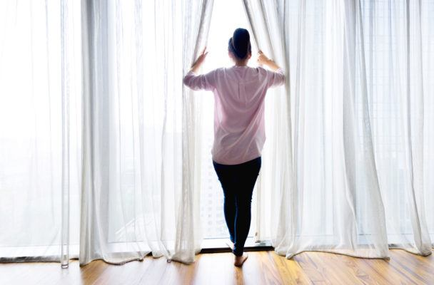 Move Over, Air Purifiers: These IKEA Curtains Aim to Help You Breathe Easy in Your...