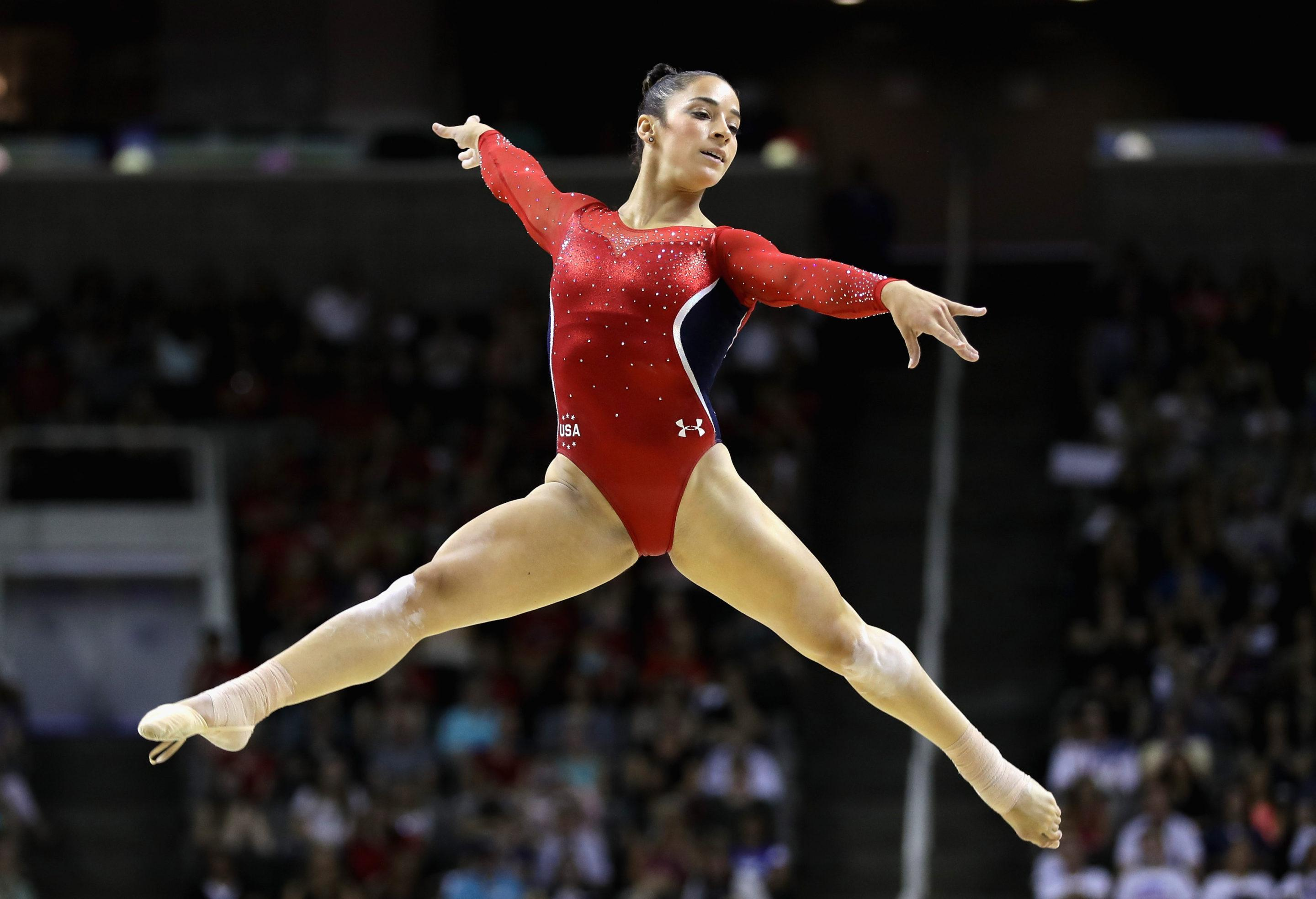 "Thumbnail for Aly Raisman on why ""strength"" has taken on a new meaning for her this year"