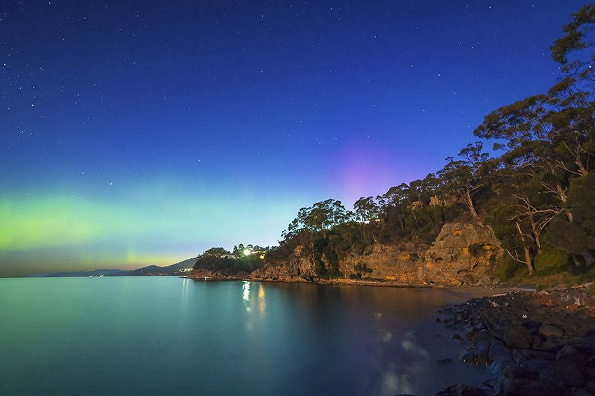 19 ethereal photos of the Southern Lights that bring heaven a little...