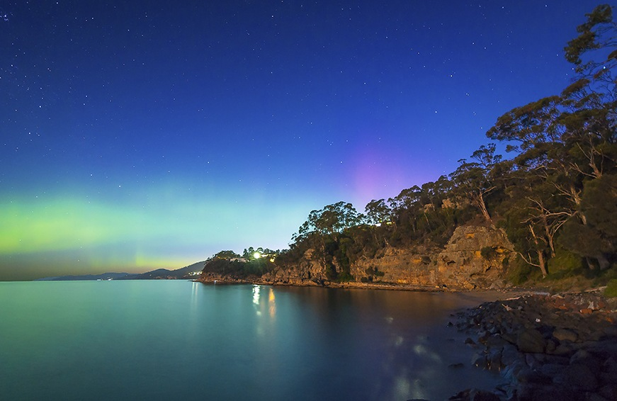 Thumbnail for 19 ethereal photos of the Southern Lights that bring heaven a little closer to Earth