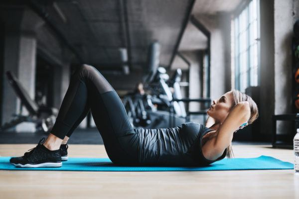 The most common mistake people make with their ab workouts, according to a trainer