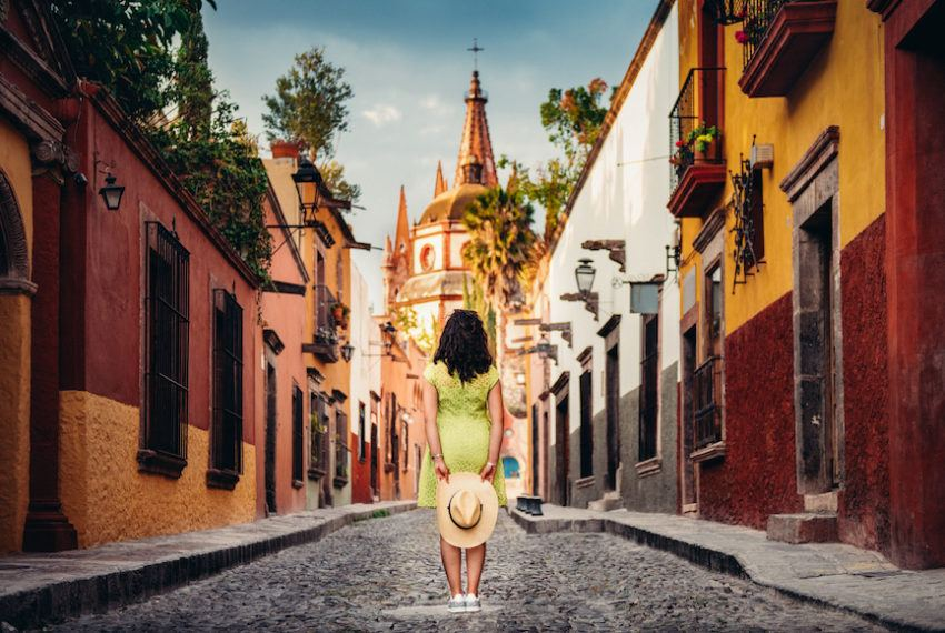 A Healthy Guide to San Miguel De Allende, Central Mexico's Best-Kept Secret
